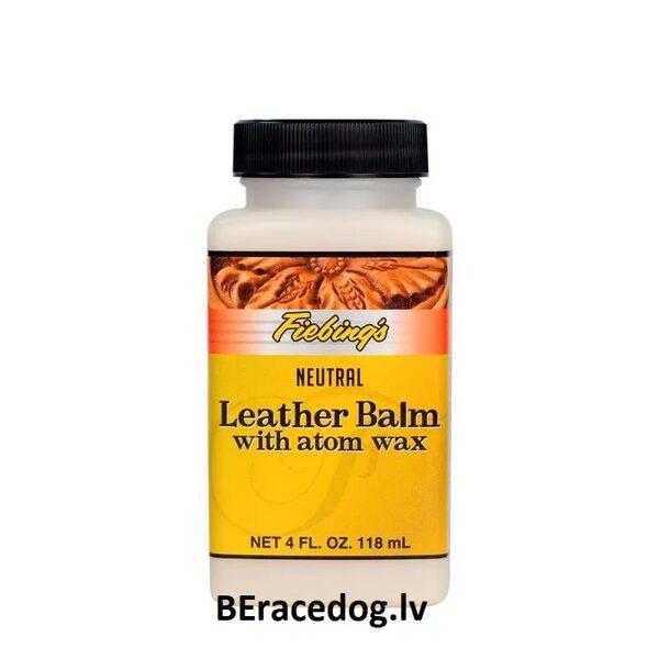 Fiebing's Leather Balm With Atom Wax 118 ml