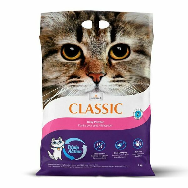 Extreme Classic Baby Powder 14 kg cat sand