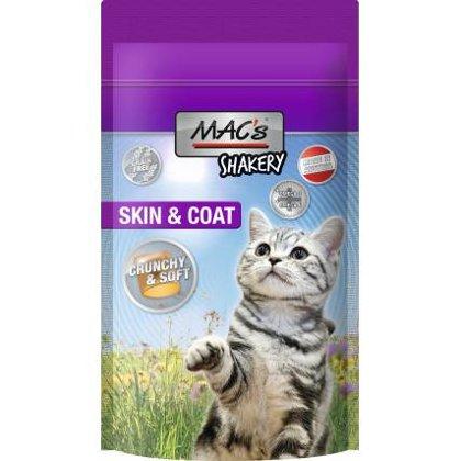 Kārums kaķiem - MAC's Shakery Skin & Coat