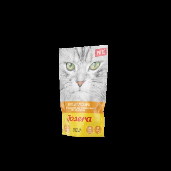 Josera cat pate Turkey with Zucchini 85g