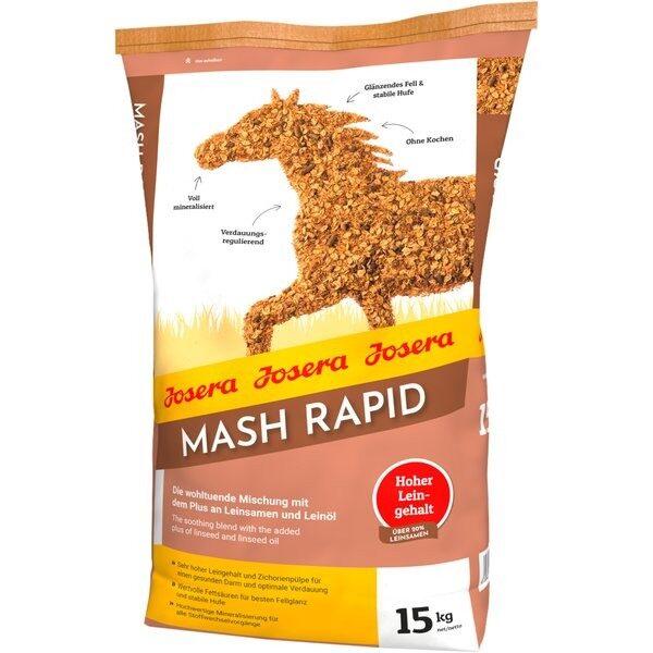 Josera Mash Rapid 15 kg barība zirgiem