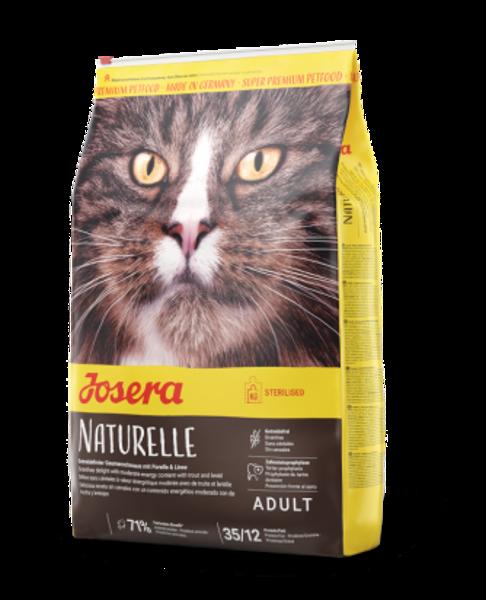 Josera Super Premium Naturelle dry cat food