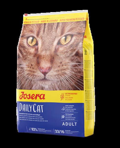 Josera Super Premium DailyCat cat dry food