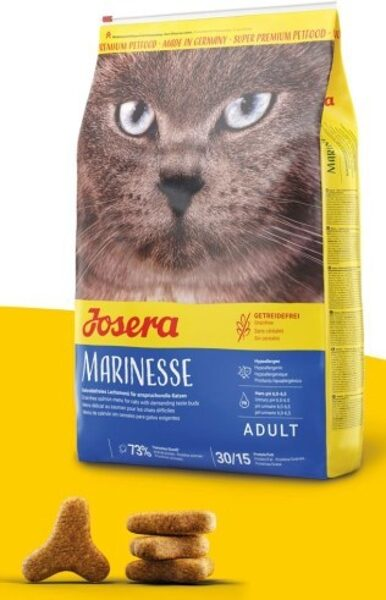 Josera Super Premium Marinesse cat dry food