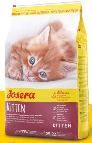 Josera Super Premium Kitten dry cat food