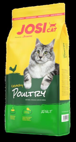 Josera Premium JosiCat Crunchy Poultry cat dry food