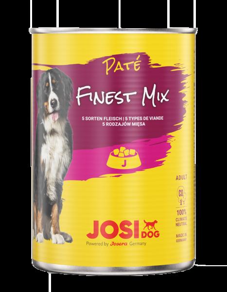 Dog Josera JosiDog Pate Finest Mix 400 g