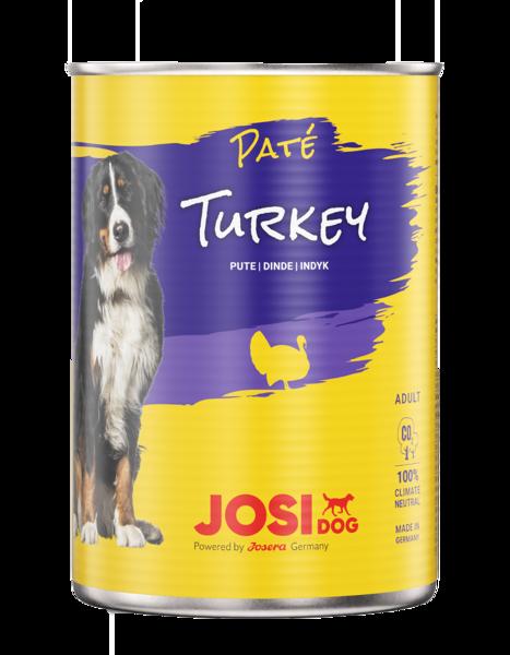 Dog Josera JosiDog Pate Turkey 400 g