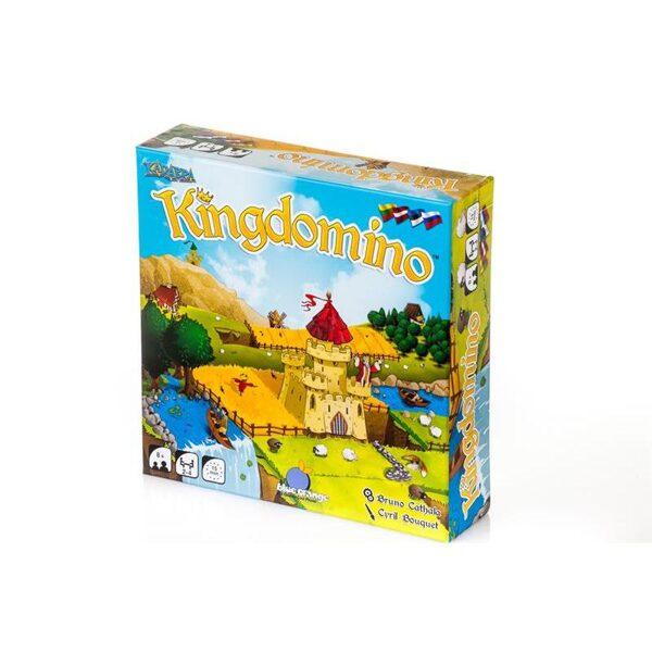 KingDomino galda spēle (uz vietas)