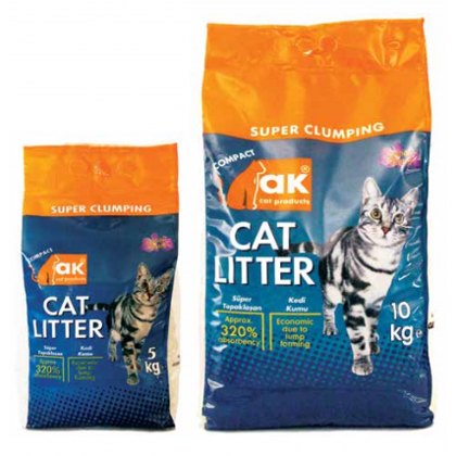 Kaķu Smiltis AK Cat ar lavandas smaržu