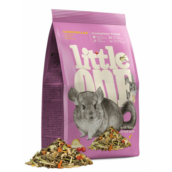 Little One food for Chinchillas 2,3 kg