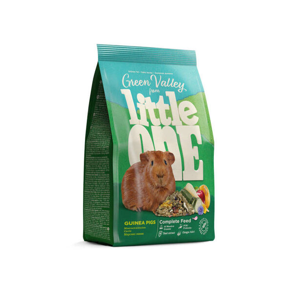 """Little One """"Green valley"""" Food for guinea pigs 750g"""