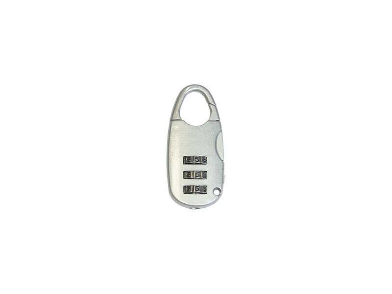 Metal padlock combination lock 0128