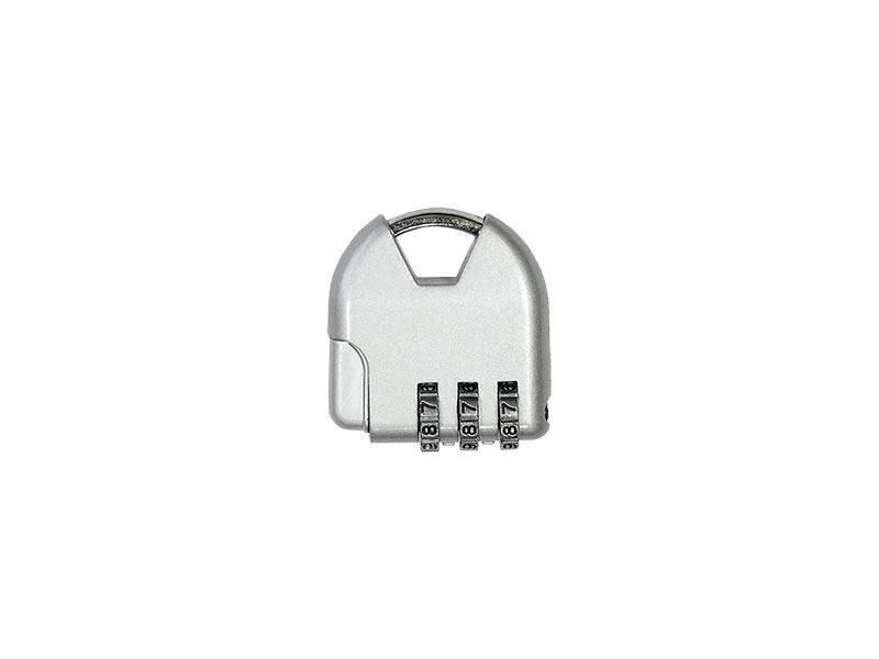 Metal padlock combination lock 0169