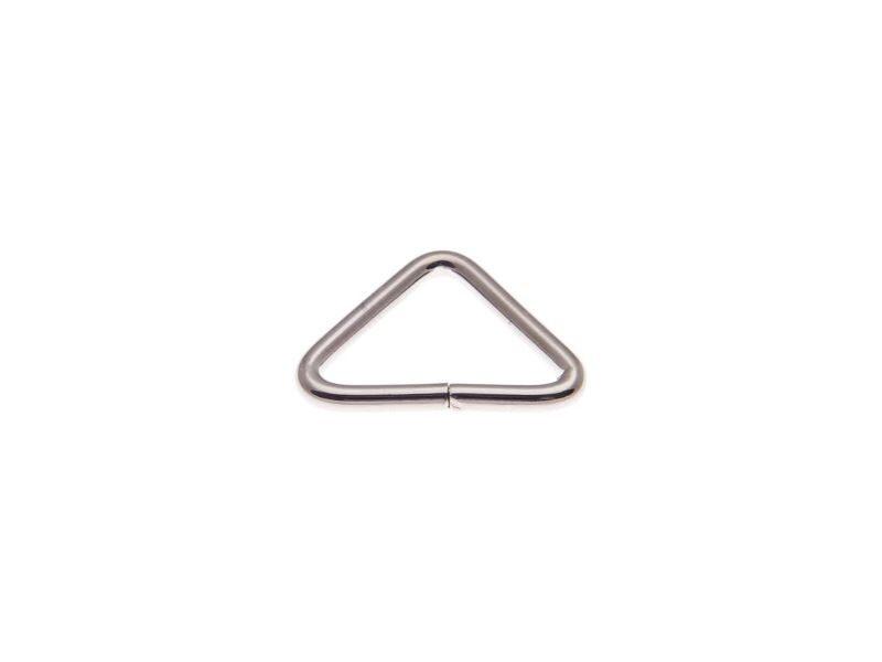 Metal triangle 25 mm 100 pcs