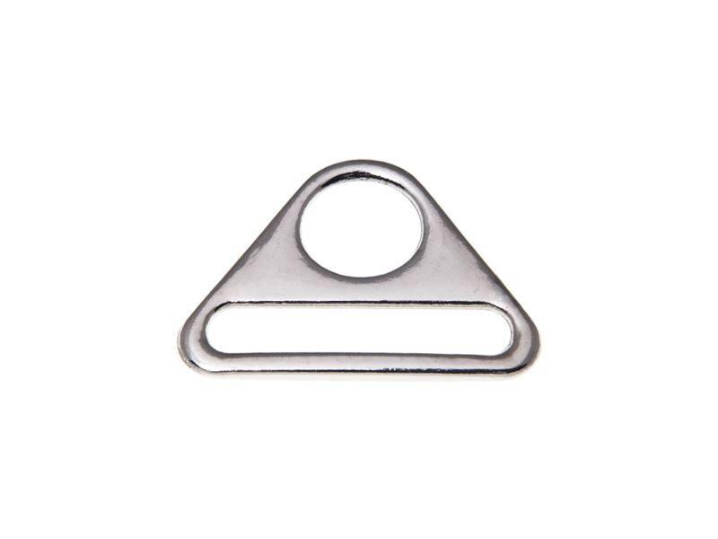 Metal triangle 38 mm 100 pcs