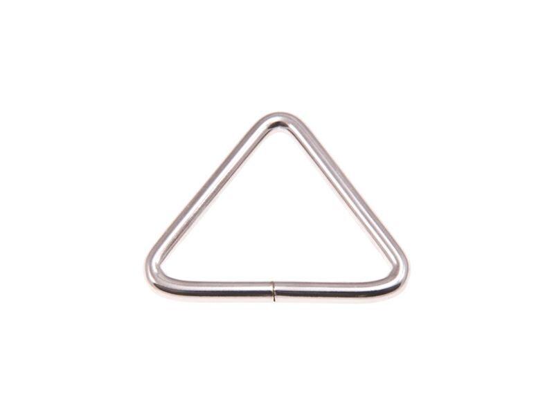 Metal triangle 40 mm 100 pcs