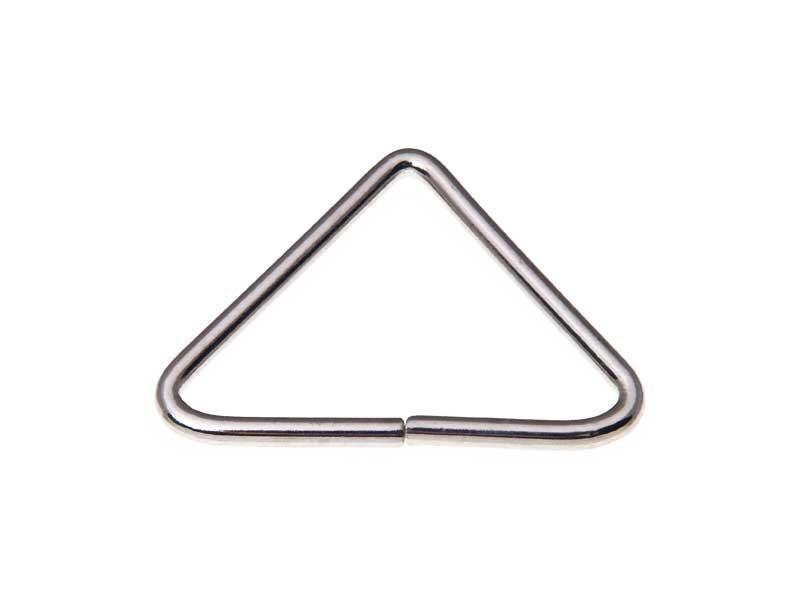 Metal triangle 50 mm 100 pcs