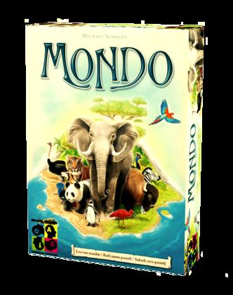 "Galda spēle ""Mondo"""