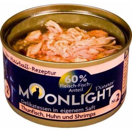 Moonlight Dinner Nr. 2 - tuncis/vista/garneles (80g)