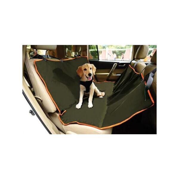 Pārklājs auto sēdekļiem mitrumizturīgs 142x142 cm, zaļš 880g