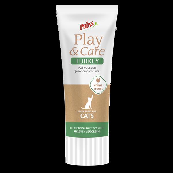 Prins Play & Care Cat TURKEY 75 g