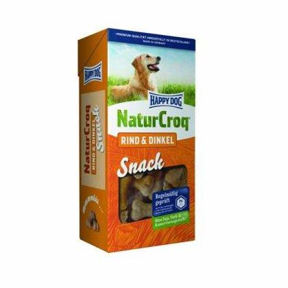 Happy Dog NaturCroq Kārums ar Liellopu gaļu & klijām (350g)