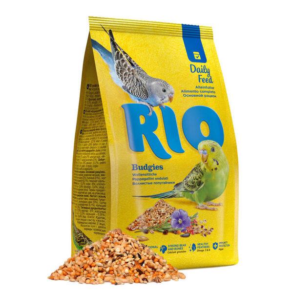 RIO food for budgies 500g barība maziem papagaiļiem