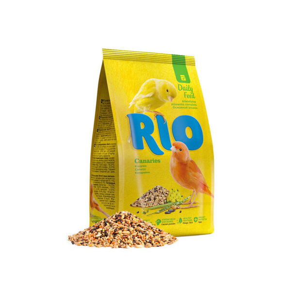 RIO food for canaries 1kg barība kanārijputniņiem