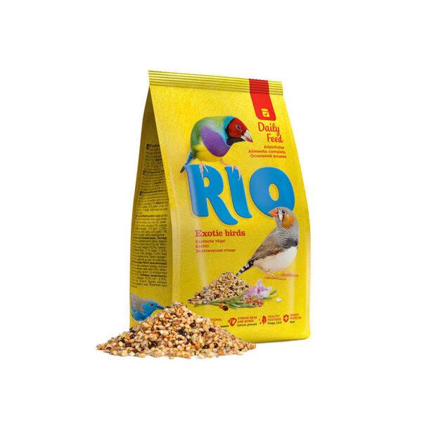 RIO food for exotic birds 1kg barība eksotiskajiem putniem