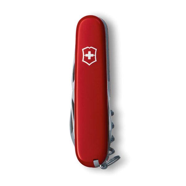 Swiss hiking knife