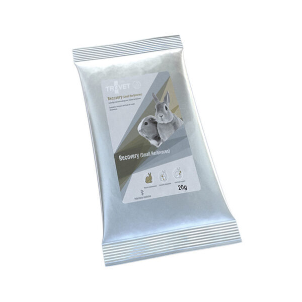 Trovet Recovery Small Herbivores 0,02 kg RSH