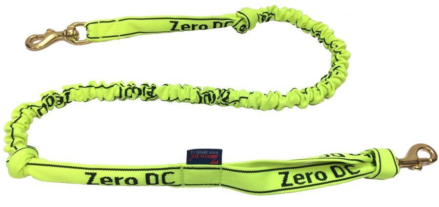 ZeroDC elastīga pavada kanikrosam, skūterim, baikdžoringam 2,7 m